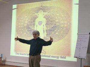 Fortbildung an der Wiener Schule für Craniosacrale Biodynamik